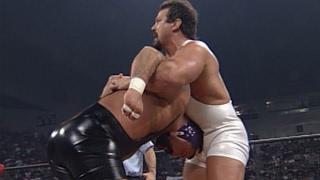 getlinkyoutube.com-The Steiner Brothers vs. The Outsiders: WCW SuperBrawl VIII (WWE Network Exclusive)