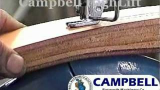 getlinkyoutube.com-Campbell High Lift Sewing Machine