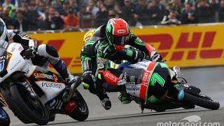 getlinkyoutube.com-MOTOGP 2016 French GP Crash Compilation #5