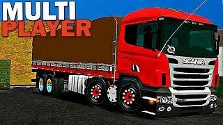 getlinkyoutube.com-Grand Truck Simulator Multiplayer - SKIN VOLVO VM