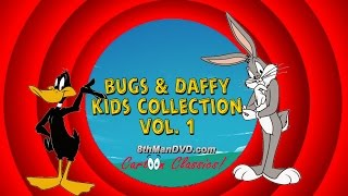 getlinkyoutube.com-BUGS BUNNY & DAFFY DUCK KIDS COLLECTION 1 | Looney Tunes & Merrie Melodies | Cartoons for Children