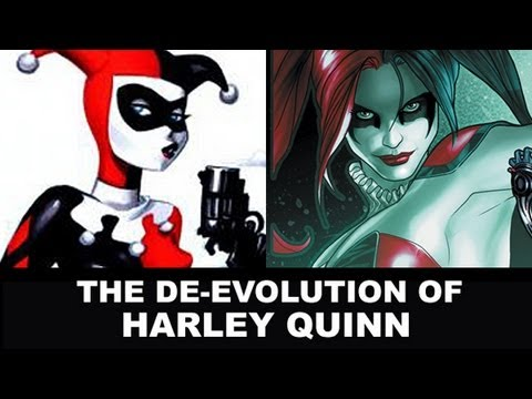 The Hunt for Harley Quinn: Batman The Animated Series vs The New 52!