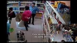 getlinkyoutube.com-Robo Hormiga Tecamac