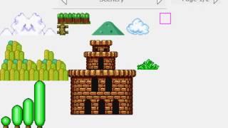 getlinkyoutube.com-2233's LightningEditor v1.1 (Mario Forever level editor)