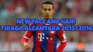 getlinkyoutube.com-NEW FACE AND HAIR THIAGO ALCANTARA 2015/2016 | PES 2013