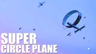 getlinkyoutube.com-Super Circle Plane | Flite Test