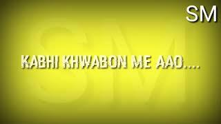 Kabhi Yaado Me Aao Fiza Rangeen Best Status video