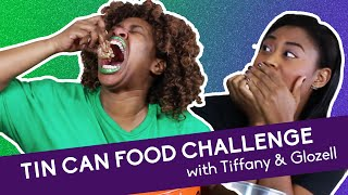 getlinkyoutube.com-TIN CAN CHALLENGE WITH GLOZELL!!!