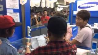 getlinkyoutube.com-Kota Raya: Provokasi peniaga cina sebelum pergaduhan