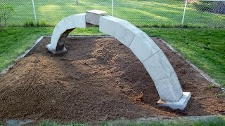 getlinkyoutube.com-Freestanding Concrete Arch