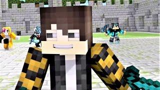 "getlinkyoutube.com-Minecraft Songs ""Back to Hack"" Hacker 2 Minecraft Song Ft. Sans From Undertale Top Minecraft Songs"