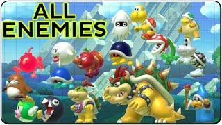 getlinkyoutube.com-Super Mario Maker All Enemies