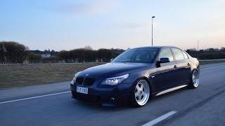 getlinkyoutube.com-BMW E60 530D Soundcheck (Decat/Remapped)