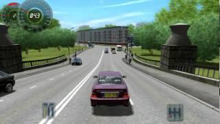 getlinkyoutube.com-City Car Driving 1.3.1 Lada Priora