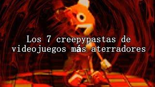 getlinkyoutube.com-Los 7 creepypastas de videojuegos más aterradores