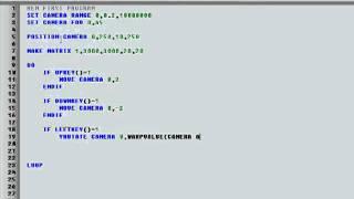 getlinkyoutube.com-เริ่มต้นเขียนโปรแกรม สร้างเกมสามมิติ