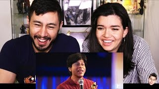 FAN (the movie) teaser reaction review by Jaby & Jenn Cadena!
