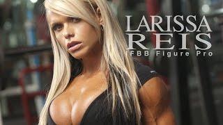 getlinkyoutube.com-Larissa Reis, IFBB Pro Figure: workout