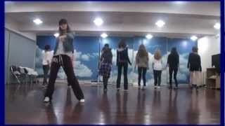 Girls Generation(SNSD) - The Boys MIRROR VER. dance practice