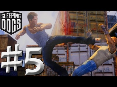 Sleeping Dogs - Walkthrough - Part 5 (PS3/X360/PC) [HD] (Gameplay)