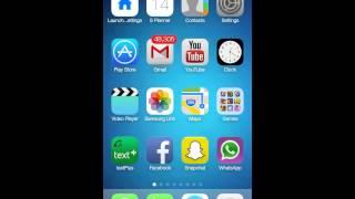 getlinkyoutube.com-How to make your Android phone look like iOS7