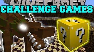 getlinkyoutube.com-Minecraft: TIMBER WOLF CHALLENGE GAMES - Lucky Block Mod - Modded Mini-Game