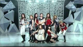 getlinkyoutube.com-111030. Inkigayo SNSD- The Boys + Encore