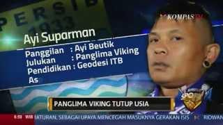 "Ayi ""Beutik"" Suparman Meninggal Dunia - Kompas Sport 10 Agustus 2014"