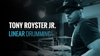 getlinkyoutube.com-Tony Royster Jr. - Linear Drumming (Masterclass Preview)