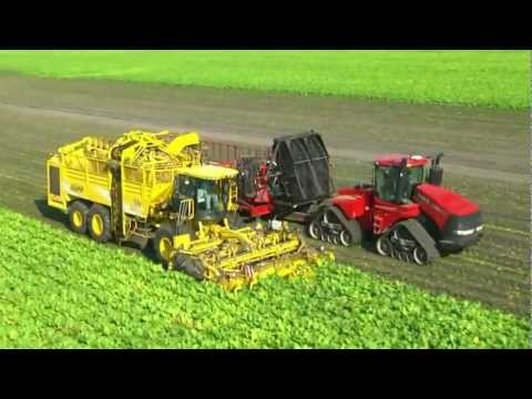 Power Harvesting - ROPA euro-Tiger XL & Quadtrack & Yaggie's Cart