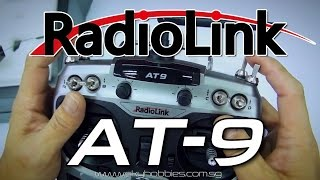 getlinkyoutube.com-Radiolink AT9 Quick unboxing