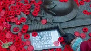 getlinkyoutube.com-Remembrance Day Canada ('Soldiers Cry' by Roland Majeau)