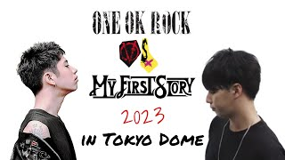 getlinkyoutube.com-ONE OK ROCK vs MY FIRST STORY