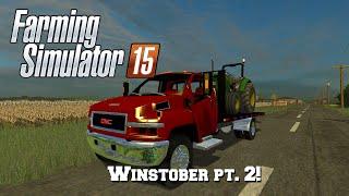 getlinkyoutube.com-Farming Simulator 15: Mod Spotlight #81: Winstober pt. 2!