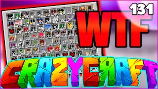"getlinkyoutube.com-Minecraft CRAZY CRAFT 3.0 SMP - ""CRAZIEST GLITCH I'VE EVER SEEN"" - Episode 131"