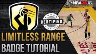 getlinkyoutube.com-How to Get Limitless Range in 1 GAME - NBA 2K16