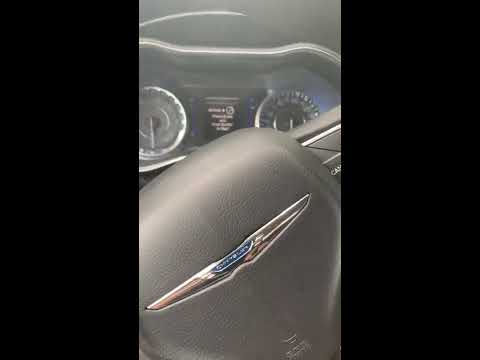 Что делать после замены масла 2015 Chrysler 200