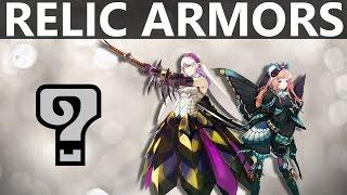 getlinkyoutube.com-【MH4U】All Relic Armors and where to get them