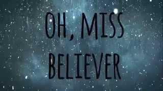 getlinkyoutube.com-Twenty One Pilots - Oh, Ms Believer (Lyrics video)