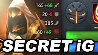 SECRET vs iG - Elimination Fight - DotaPit Season 5 Dota 2