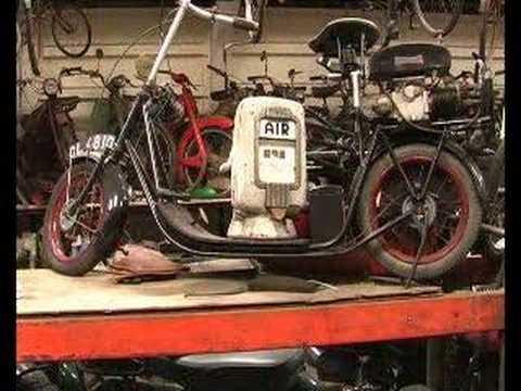 Norfolk Motorbike Museum
