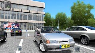 getlinkyoutube.com-City Car Driving 1.4.1 LADA Samara/ VAZ 2113 [G27]