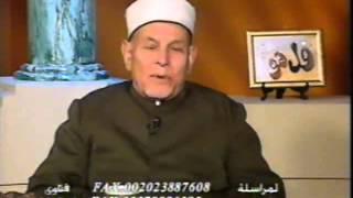 لقاء أ.د فؤاد مخيمر - رحمه الله - و أ.د عطية صقر في برنامج فتاوي على الهواء بقناة اقرأ