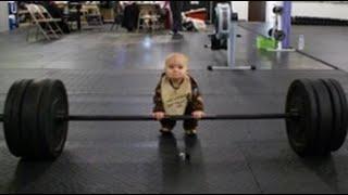 5 video bayi paling kuat lucu banget bikin anda tercengang