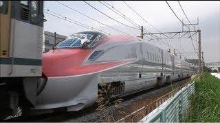 getlinkyoutube.com-2013.7.27 東海道本線 早朝の貨物列車  新幹線甲種輸送あり!