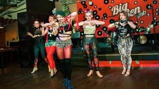 getlinkyoutube.com-Nadina Studio - Zombie Kizomba - Show Lady Style )