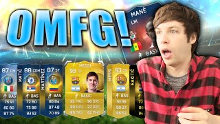 getlinkyoutube.com-MESSI PACKED TWICE IN TEAM OF THE SEASON (TOTS)!! - FIFA 15 PACK OPENING