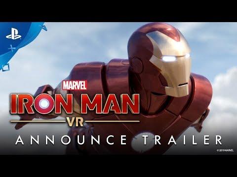 Iron Man VR - PS4