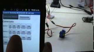 getlinkyoutube.com-Controlando 3 servos con Android y Arduino mediante bluetooth