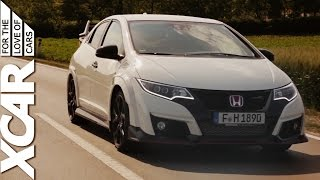 getlinkyoutube.com-2016 Honda Civic Type R: Too Much For The Road? - Carfection